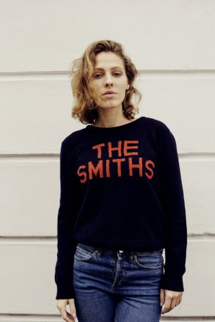 Hades, The Smiths navy orange jumper